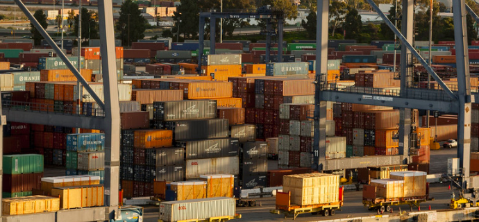 Retailers Face Stockpile Buildups After West Coast Port Delays Clear