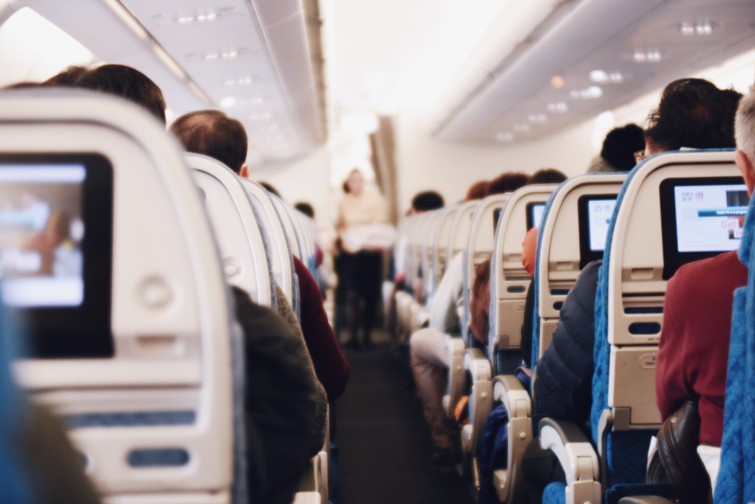 US AIR TRAVEL IS NO LONGER AT ROCK BOTTOM, BUT RECOVERY REMAINS ANEMIC